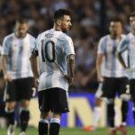 Eliminatorias Rusia 2018: Argentina llega a la última jornada fuera del Mundial