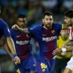 Barcelona iguala 0-0 con Olympiacos donde fue figura el arquero Silvio Proto
