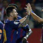 Barcelona 3-1 Olympiacos: Catalanes por peso futbolístico gana al colista del Grupo D