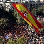 Barcelona: Miles marchan contra declaración de independencia
