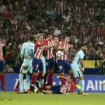Liga Santander: Barcelona con gol de Luis Suárez iguala 1-1 con Atlético de Madrid
