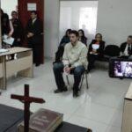 Martín Camino Forsyth condenado a 9 meses de prisión preventiva