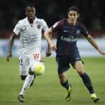 Liga de Francia: PSG en partido de la undécima fecha derrota 3-0 al Niza