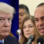 EEUU: Congresistas inician primer intento coordinado de juicio político a Trump