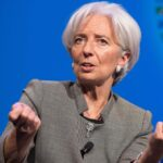Lagarde enfatiza en Riad la necesidad de abordar con firmeza cambio climático