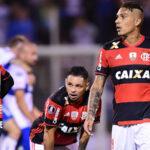Brasileirao: Flamengo con Paolo Guerrero y Miguel Trauco goleó 4-1 a Bahía