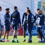 Sampaoli tendrá su plantel completo faltando 48 horas del partido ante Perú
