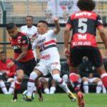 Sao Paulo vence 2-0 a Flamengo con Cristian Cueva convertido en figura