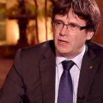 """Presidente catalán ve """"posible"""" ir a la cárcel, que sería un """"paso salvaje"""""""