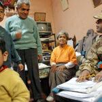 Censo 2017: más de 4,000 militares salen a censar a población en Lima y Callao