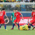 Selección chilena: Acusan de borrachos a jugadores tras eliminación