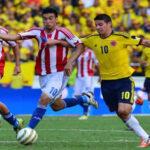 Mundial Rusia 2018: Colombia aspira sellar clasificación ante Paraguay