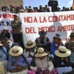 Sector minero tuvo un millón de horas perdidas por conflictos sociales