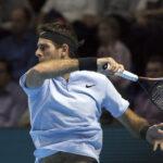 Torneo de Basilea: Del Potro en su debut supera en 3 sets al portugués Sousa