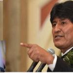 Bolivia: Evo destaca propuesta de candidata presidencial chilena sobre demanda marítima
