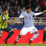 Liga Santander: Real Sociedad jugando de local empata 1-1 con Espanyol