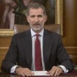 Mensaje a la Nación del Rey de España (VIDEO)