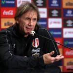 Ricardo Gareca dijo que Perú está preparado ganar a Argentina en la Bombonera