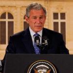 EEUU: George W. Bush advierte del aumento de la división y la intolerancia