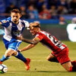 Liga Santander: Girona en partido de penales polémicos vence 2-1 al Deportivo