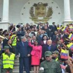 Venezuela: ANC juramentó a los 18 gobernadores electos de la izquierda (VIDEO)