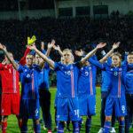 Islandia vence 2-0 a Kosovo y clasifica por primera vez a una Copa del Mundo