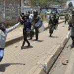 Kenia: 37 muertos a manos de la policía en protestas electorales