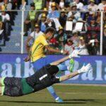 Eliminatorias Rusia 2018: Bolivia iguala 0-0 con Brasil por la fecha 17