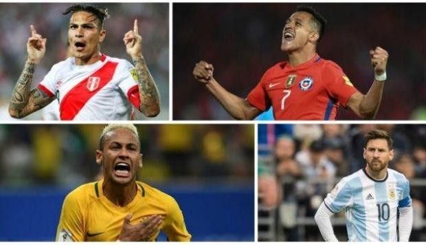 ¿Quiénes son los ocho clasificados al Mundial?