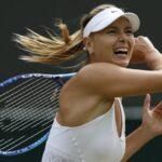 María Sharapova logra su primer título tras la sanción por dopaje