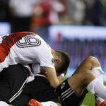 Copa Libertadores: River Plate gana 1-0 a Lanús por la ida de la etapa semifinal