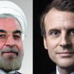 Francia: Rohani garantiza a Macron que cumplirá el acuerdo nuclear