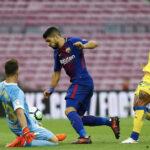 Liga Santander: Barcelona con estadio sin público goleó 3-0 a Las Palmas