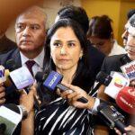 Nadine Heredia niega haber gestionado pago a publicista