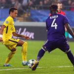 Champions League: El tridente NCM del PSG aniquila por 4-0 al Anderlecht