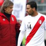 Claudio Pizarro dice dependerá de Gareca si regresa o no la selección