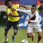 FIFA: Perú-Colombia es el partido destacado de la fecha