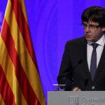 Carles Puigdemont insiste en que aplicará la ley de independencia