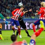 Champions League: Atlético Madrid solo pudo empatar 0-0 con el Qarabag