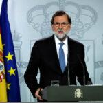 Rajoy destituyó al presidente catalán Puigdemont y el parlamento (VIDEO)