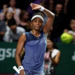 Torneo WTA: Venus Williams elimina en pase a semifinales a Garbiñe Muguruza