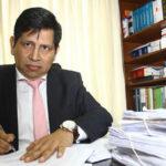Ministerio Público pide 18 meses de prisión preventiva para fiscal Abel Concha