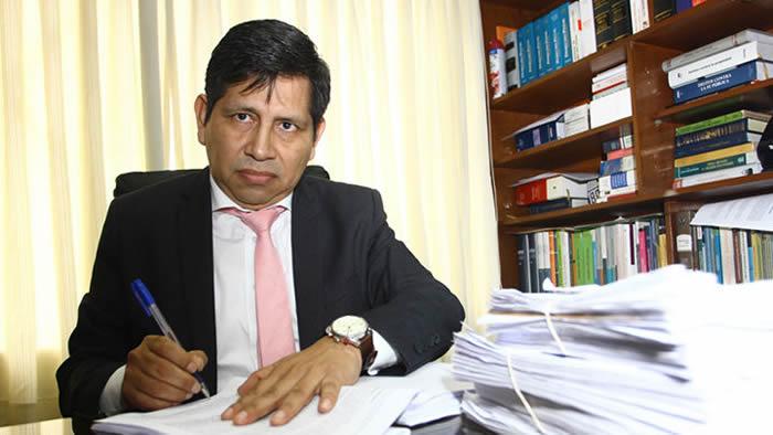 Duberlí Rodríguez: sigue vigente orden de arresto provisorio a Toledo