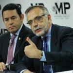 CICIG: La financiación electoral ilícita es el origen de la corrupción