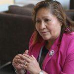 Ministra de la Mujer: Prioridad del gobierno será impulsar reconstrucción