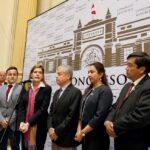 Congreso: APP dará voto de confianza a gabinete Aráoz