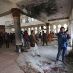 Afganistán: Al menos 32 muertos en ataque a mezquita chií en Kabul
