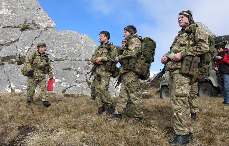 El Gobierno Nacional rechazó la realización de ejercicios militares en las Malvinas