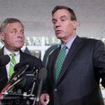 Trump arremete contra el comité del Senado que investiga trama rusa