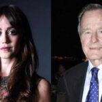 Actriz acusa a expresidente Bush padre de tocarle glúteos desde silla de ruedas (VIDEO)